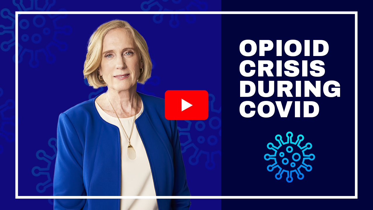 """Featured image for """"Opioid Crisis During the COVID-19 Pandemic"""""""